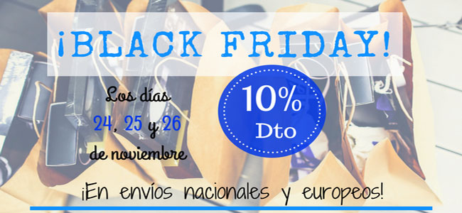 Black Friday Env�os